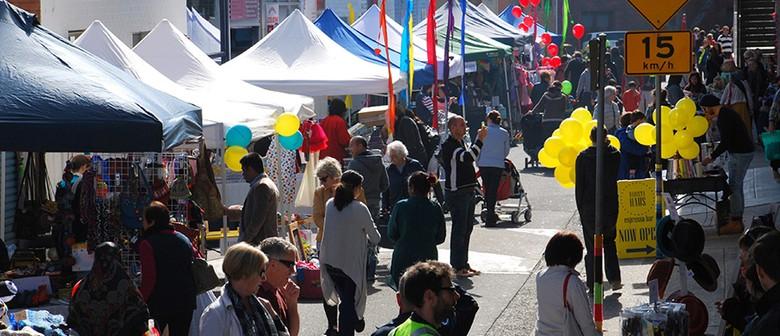 Living Laneways Markets