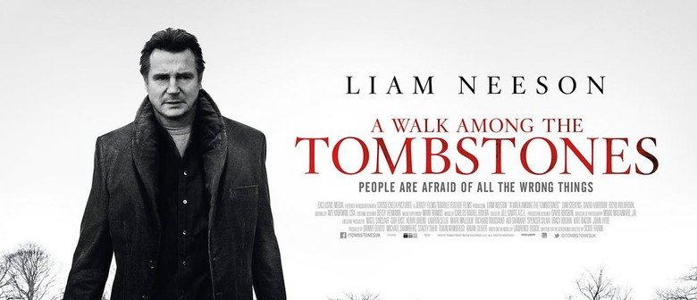 A Walk Among The Tombstones Preview Screening