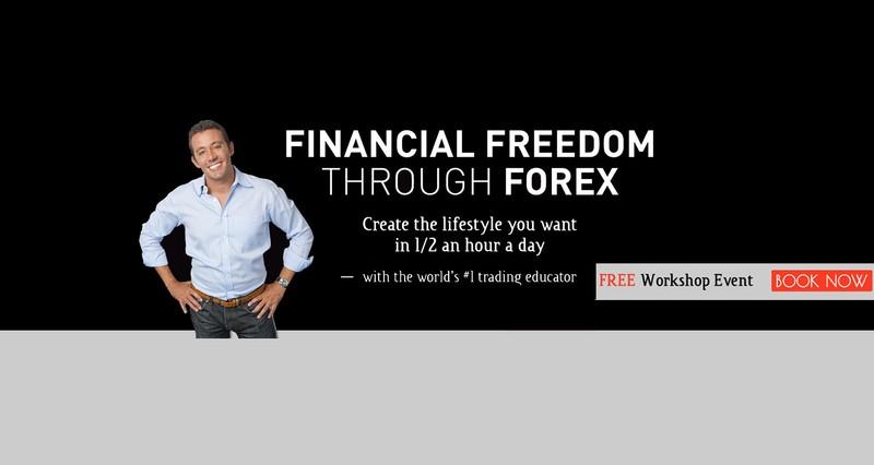 Greg secker financial freedom through forex pdf
