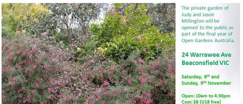 Beaconsfield Open Garden