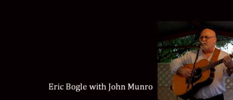 Eric Bogle In Concert With John Munro & Pete Titchner