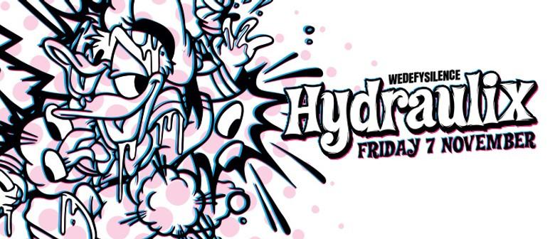 We Defy Silence ft. Hydraulix (Syd)