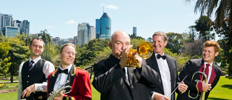 The World According to Brass feat. James Morrison