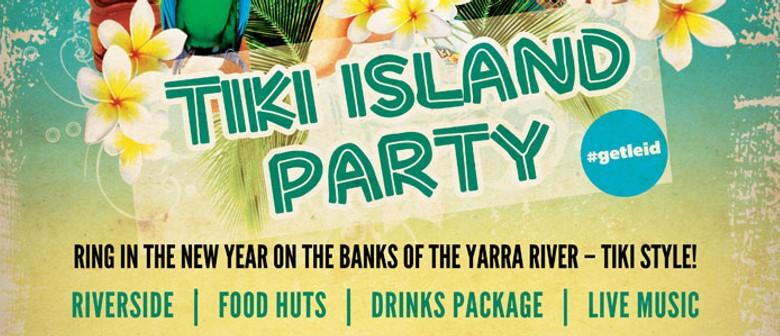 Tiki Island NYE Party