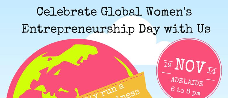 Ready, Steady, Go - Global Women's Entrepreneurship Day