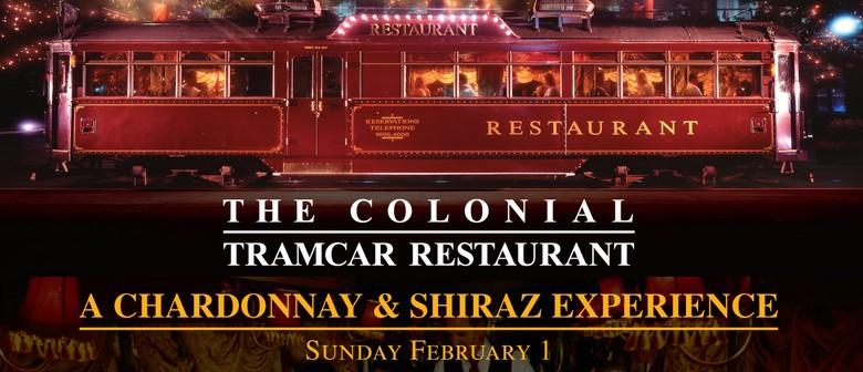 the tramcar restaurant a chardonnay shiraz experience. Black Bedroom Furniture Sets. Home Design Ideas