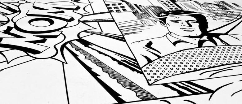 Comic Art and Storytelling Masterclass