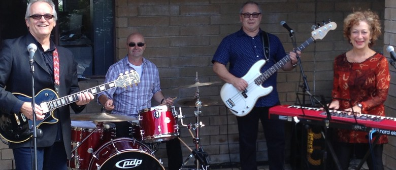 Blues in the Beer Garden with 4th Avenue Band
