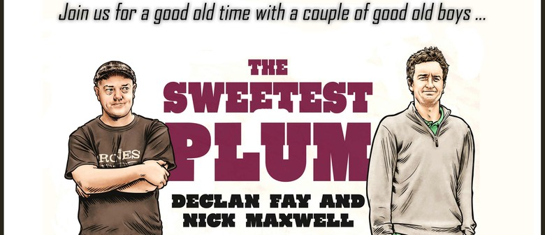 The Sweetest Plum Live Podcast