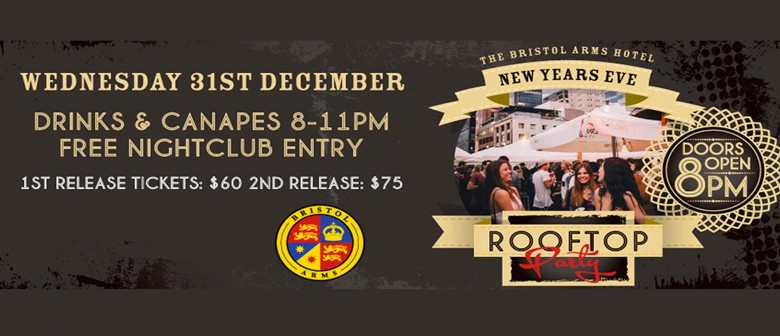 New Years Eve Rooftop Party