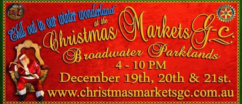 Christmas Markets GC