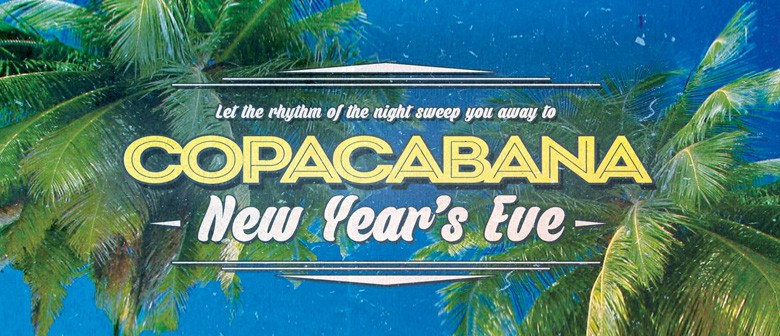Nye at the copacabana perth eventfinda for 150 adelaide terrace perth