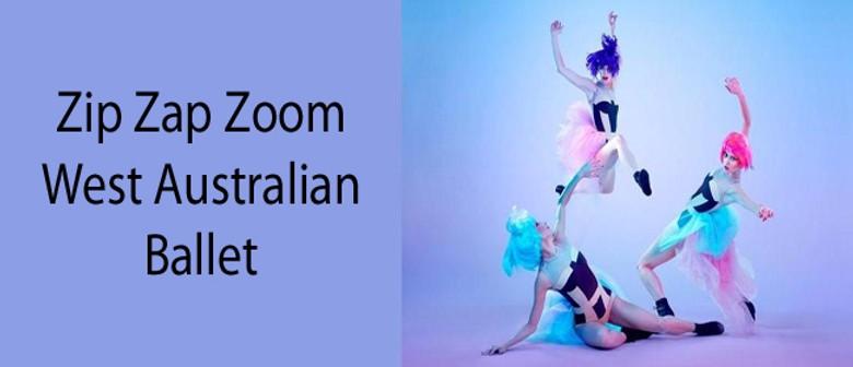 Zip Zap Zoom - West Australian Ballet