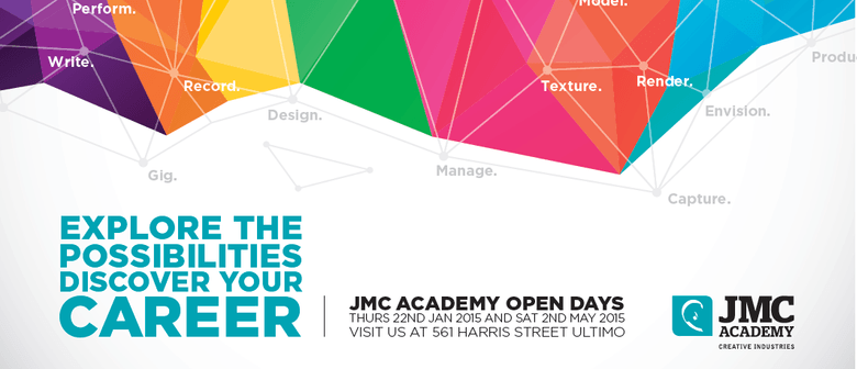 JMC Academy Open Day