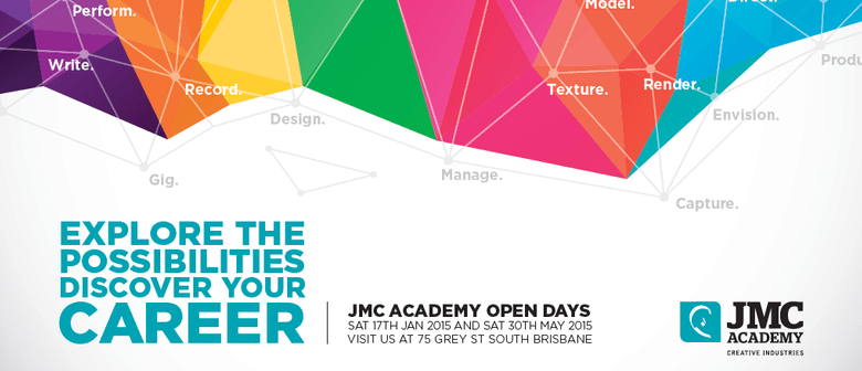 JMC Academy Open Day