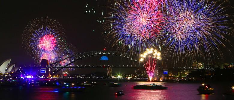NYE Family Fireworks