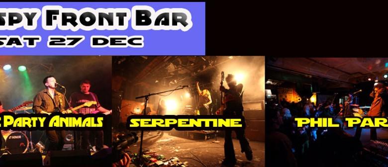 Party Animals, Serpentine & Phil Para