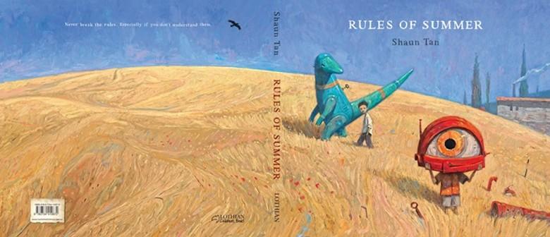Shaun Tan - Rules of Summer Exhibition