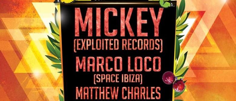 Geisha Xmas Party ft. Mickey, Marco Loco and Matthew Charles