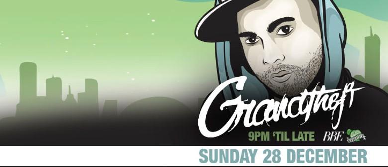 Black Cherry Sundays presents Grandtheft
