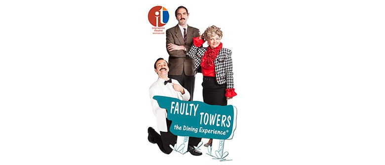 Faulty Towers The Dining Experience - MICF 2015