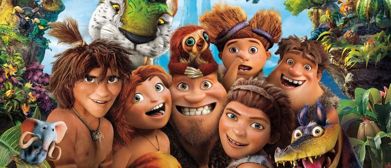 Kids Moonlight Movie Night - The Croods