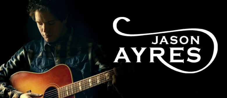 Jason Ayres Supporting Leo Sayer