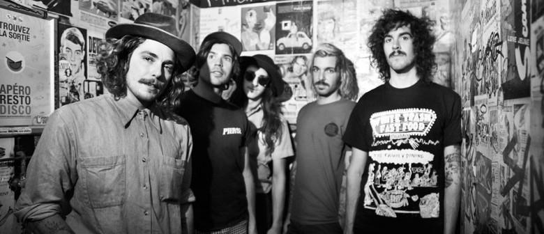 The Growlers Australian Tour