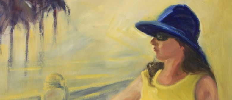 End Of Day - An Exhibition Of Oil Paintings By Liz Waller