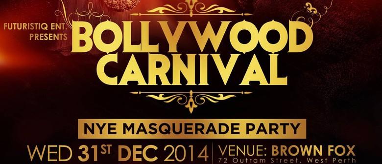 Perth NYE Masquerade Party - Bollywood Carnival