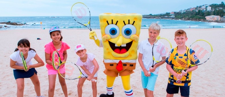 Nickelodeon Presents Apia International Kids Tennis Day