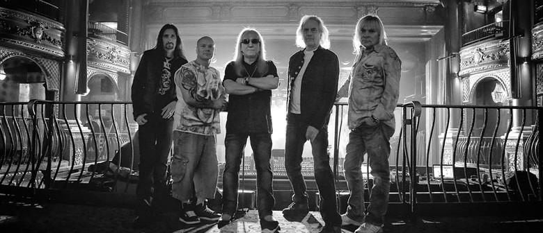 Uriah Heep UK - Down Unda Tour 2015
