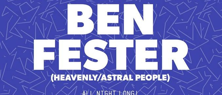 Picnic presents One Night Stand with Ben Fester