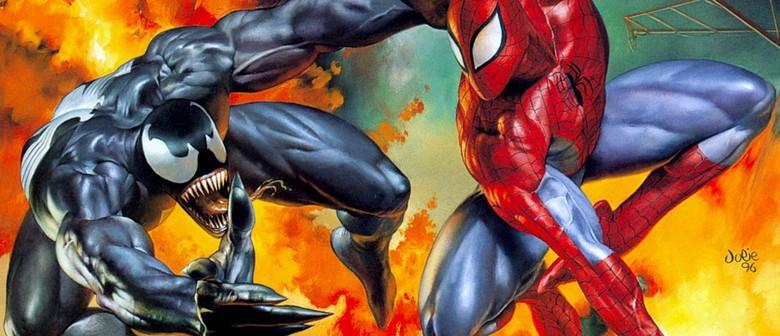 Superheroes & Villains Family Fun Day