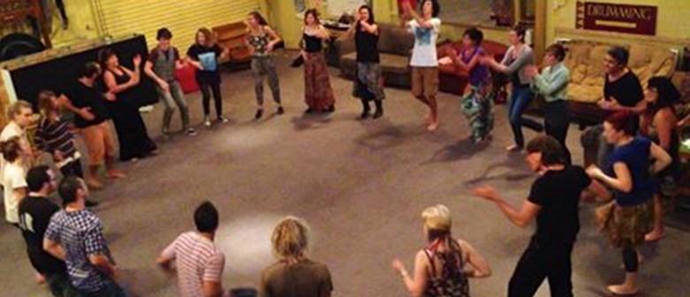 Body Percussion workshop w/ Ren Freestone