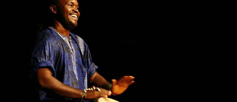 African Djembe Masterclass with Mohamed Bangoura