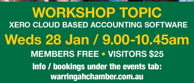 Warringah Chamber Workshop: Come & Meet Xero