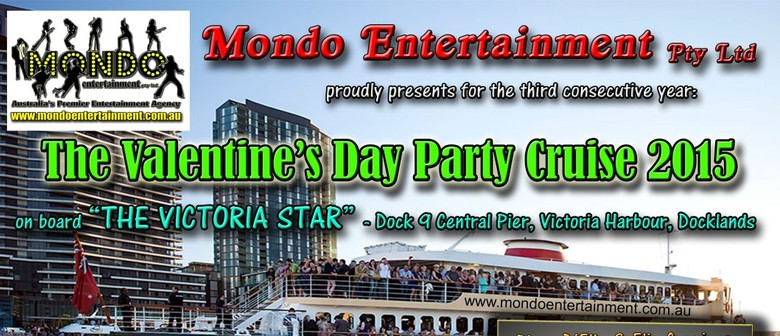Valentine's Day Party Cruise 2015