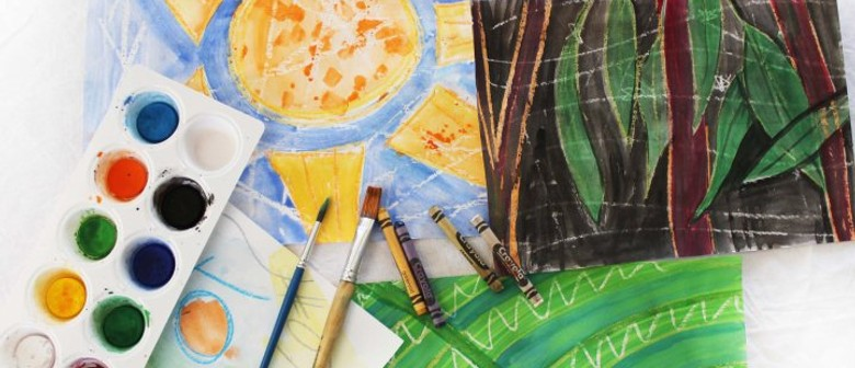 Summer ArtsCool: Recycled Weaving
