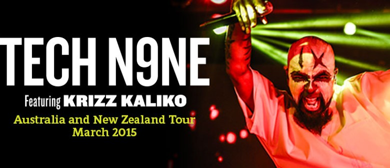 Tech N9ne featuring Krizz Kaliko