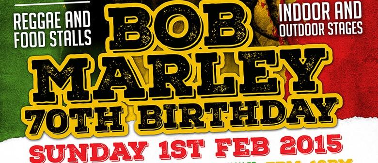 Bob Marley Outernational Birthday