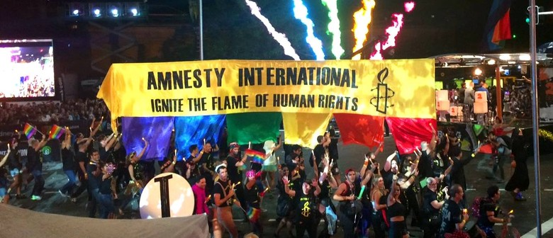 Get Active With Amnesty