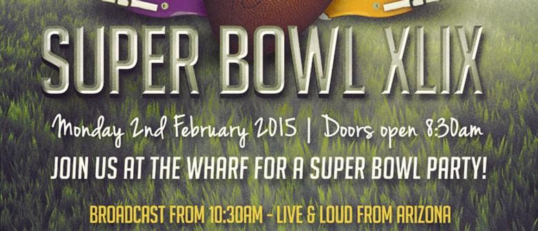 Super Bowl XLIX Party