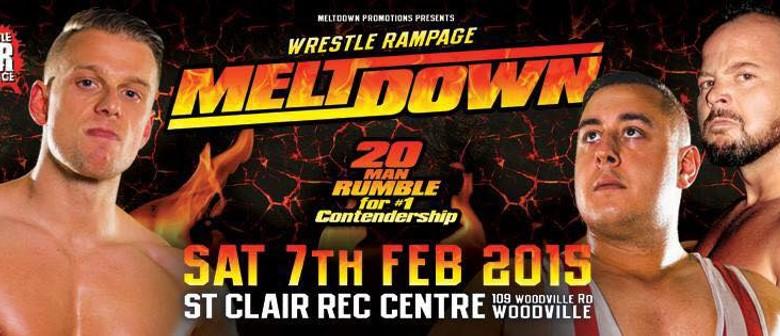 Wrestle Rampage: Meltdown