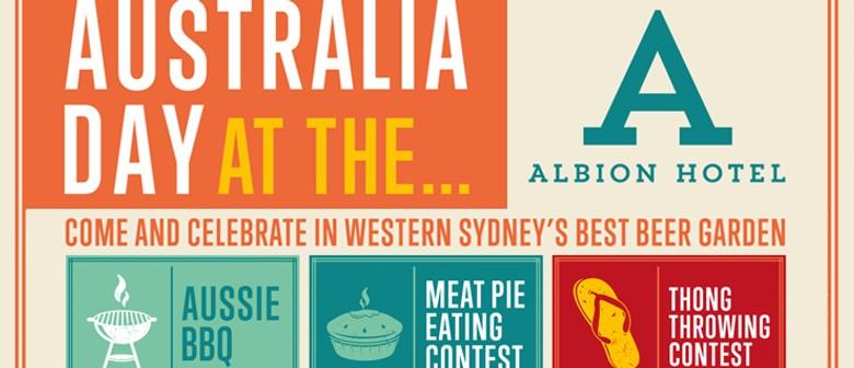 Australia Day Backyard Aussie BBQ