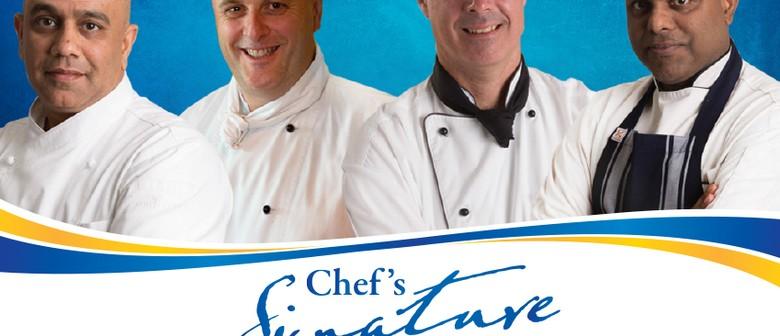Chefs' Signature Dinner