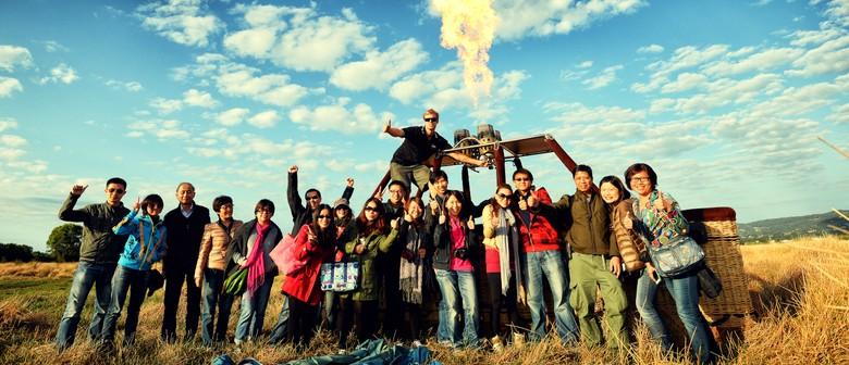 Chinese New Year 2015 - Hot Air Balloon