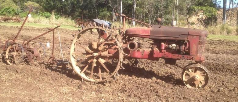 Swap Meet - Working Tractor & Machinery Weekend