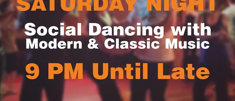 West Coast Swing Dancing