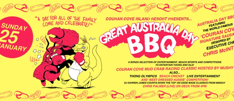 The Great Australian BBQ